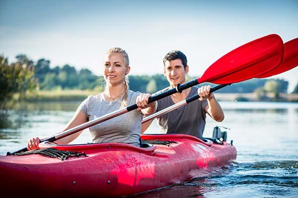 Recreation activities at Addictions Canada