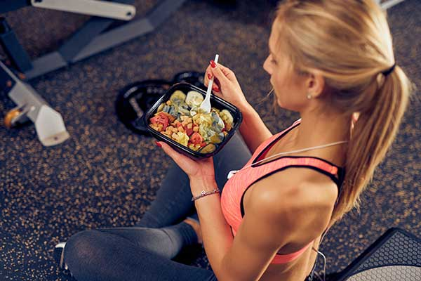 nutrition fitness at Addictions Canada