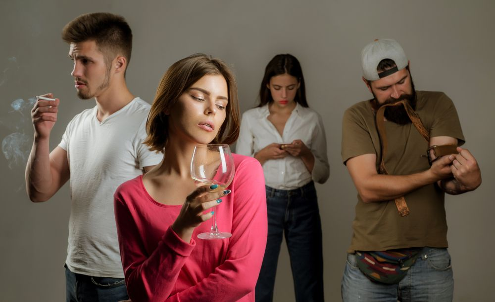 What Are The Signs Of Alcohol Abuse, Dependence And Addiction?