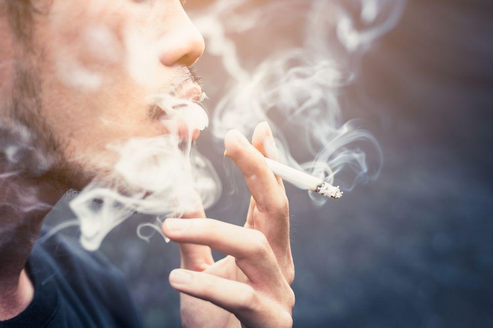 Marijuana smoke contains carcinogens
