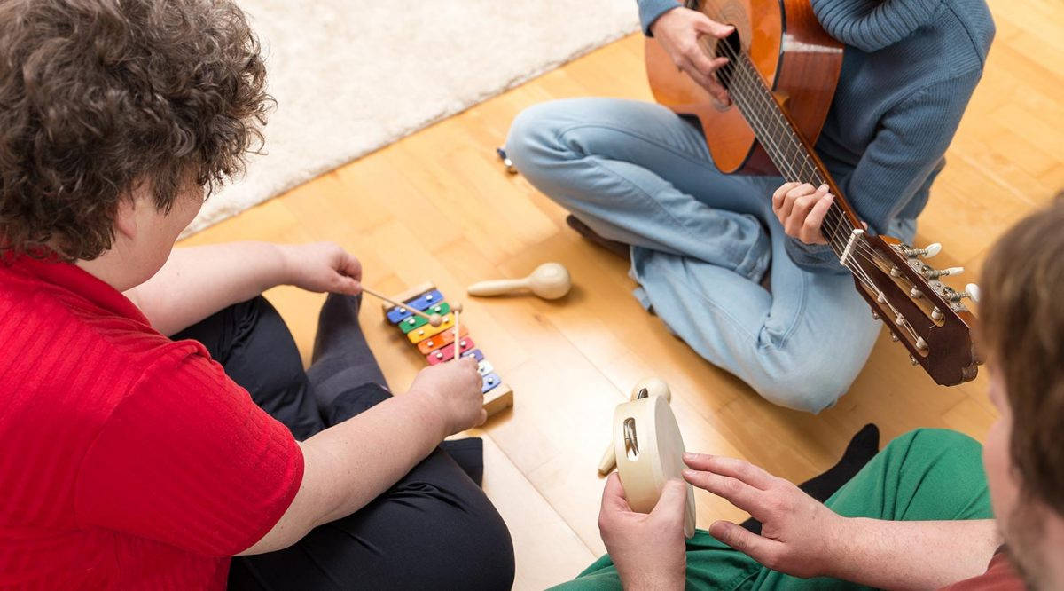 Art & Music Therapy