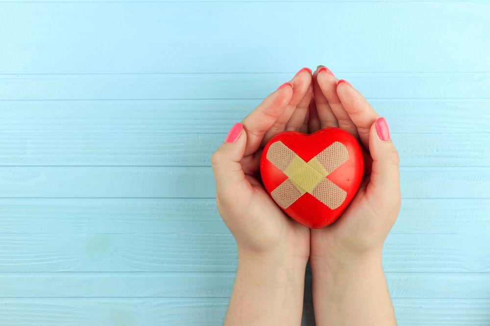 Restore damaged relationships