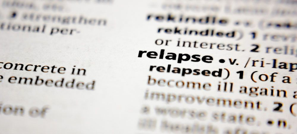 Relapse in Alcohol Withdrawal