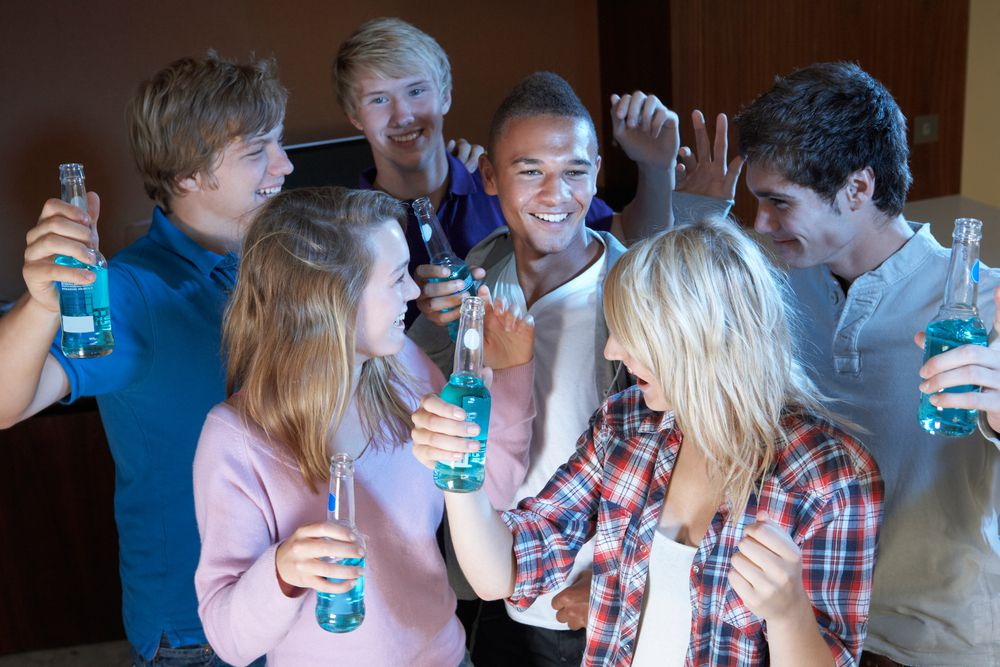 How to Know If your Teenager is Drinking