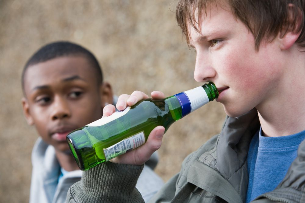 Why Do Teenagers Drink