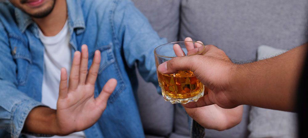 Alcohol Withdrawal at Home