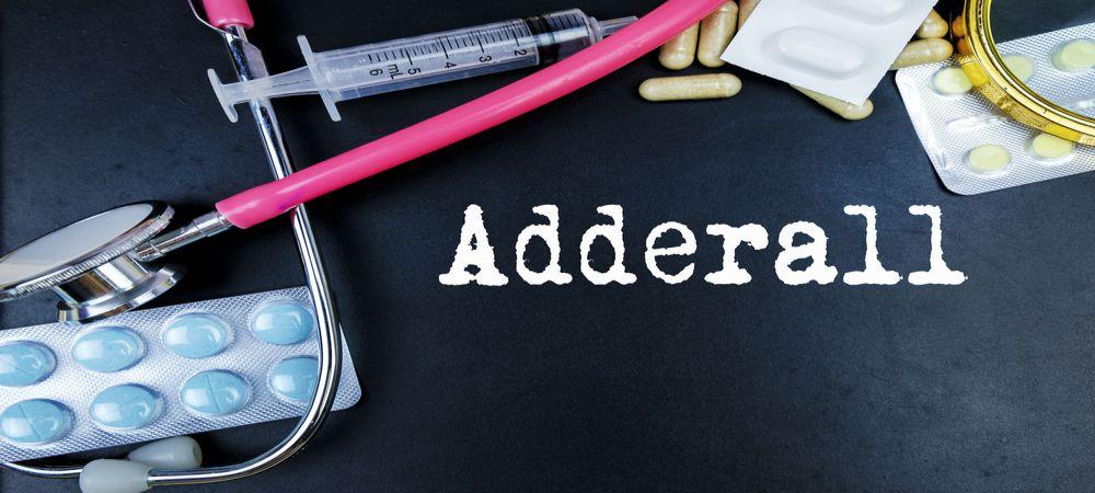 Adderall medication