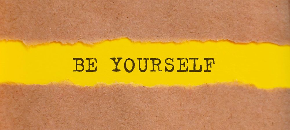 Encourages honesty with yourself