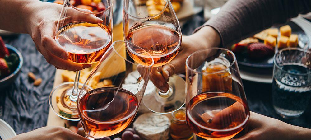 society that celebrates drinking