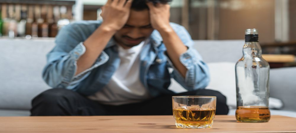 symptoms of drinking too much alcohol