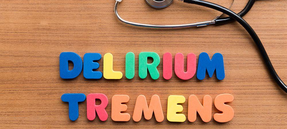 dangers of delirium tremens