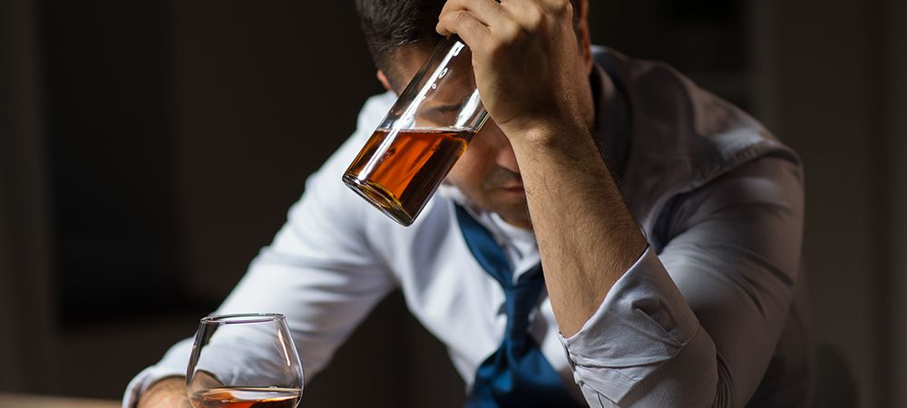 stages of alcohol withdrawal and their symptoms